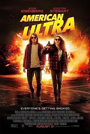 American Ultra Pelicula Poster