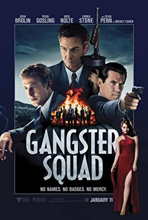 Gangster Squad Pelicula Poster