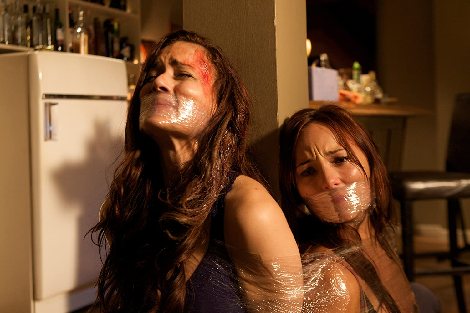 Briana Evigan and Lisa Marcos in Mother's Day (2010)