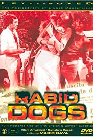 Rabid Dogs Poster