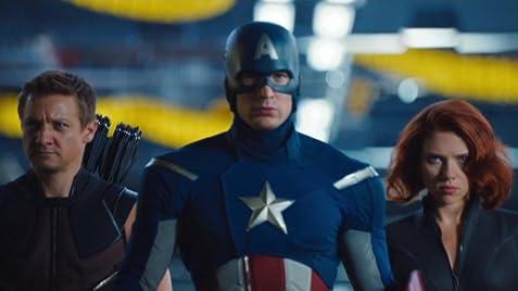 the avengers poster trailer - The Avengers