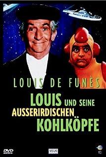 Louis De Funes Und Seine Außerirdischen Kohlköpfe
