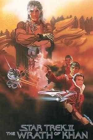 Star Trek 2 La ira de Khan Online
