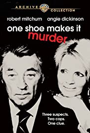 One Shoe Makes It Murder Poster