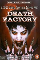 Death Factory (2002) Poster