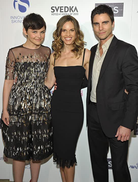 Who is ginnifer goodwin dating now