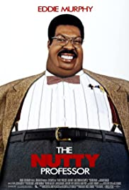 The Nutty Professor (1996) Movie Poster