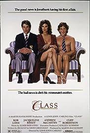 Class(1983) Poster - Movie Forum, Cast, Reviews