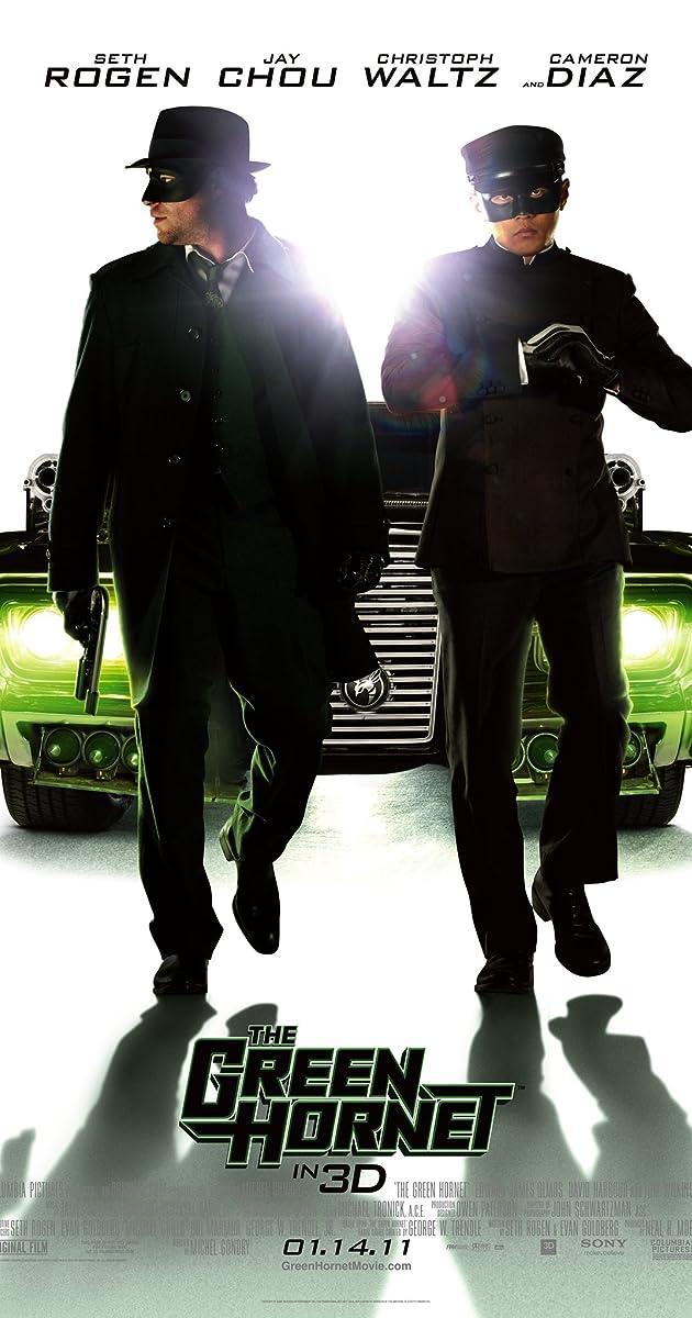 The Green Hornet (2011) - Full Cast & Crew - IMDb