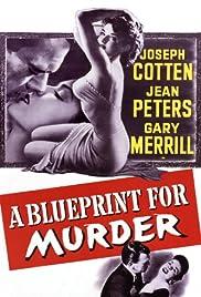 A blueprint for murder 1953 imdb a blueprint for murder poster malvernweather Choice Image