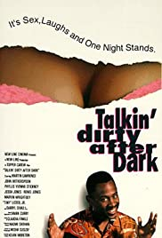 Talkin' Dirty After Dark (1991) Poster - Movie Forum, Cast, Reviews