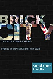 Brick City Poster - TV Show Forum, Cast, Reviews