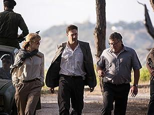 Jon Hamm, Dean Norris, and Rosamund Pike in Beirut (2018)