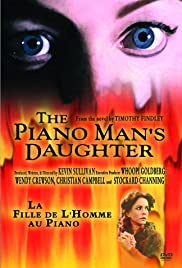 The Piano Man's Daughter Poster