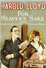 For Heaven's Sake(1926) Poster - Movie Forum, Cast, Reviews