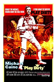 Play Dirty (1969) Poster - Movie Forum, Cast, Reviews