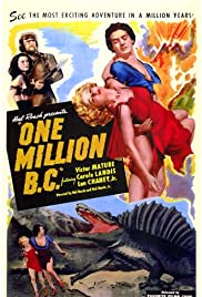 One Million Years Bc Poster
