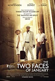 The Two Faces of January Poster