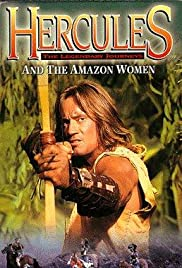 Hercules and the Amazon Women Poster