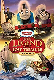 Thomas & Friends: Sodor's Legend of the Lost Treasure(2015) Poster - Movie Forum, Cast, Reviews