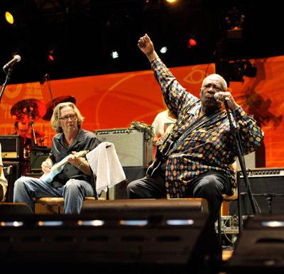 Eric Clapton B B King