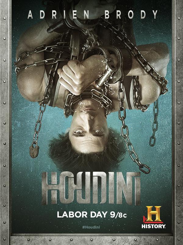 Houdini Serie