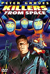 Killers from Space (1954) - IMDb