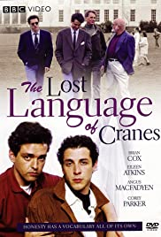 The Lost Language of Cranes Poster
