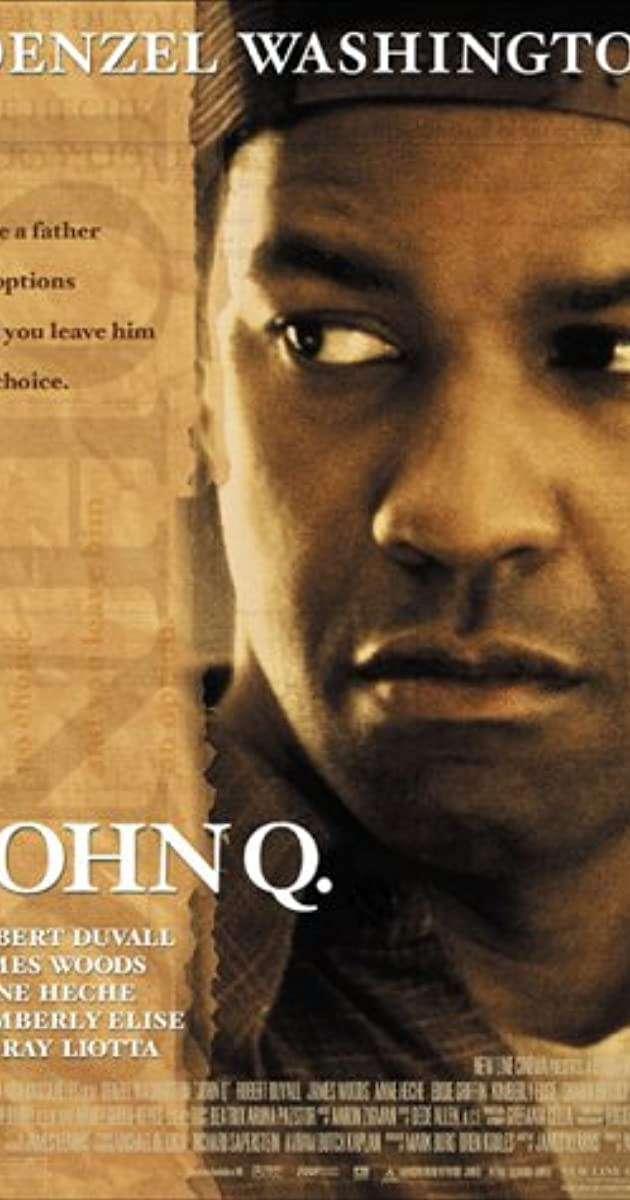 a psychological analysis of john q a movie by nick cassavetes Heart donors, hospital hostages, heart transplant - john q movie analysis my account preview preview essay cassavetes, n (director) (2002) john q [motion.