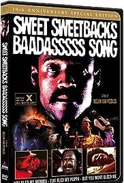 Sweet sweetbacks badass song sexscene