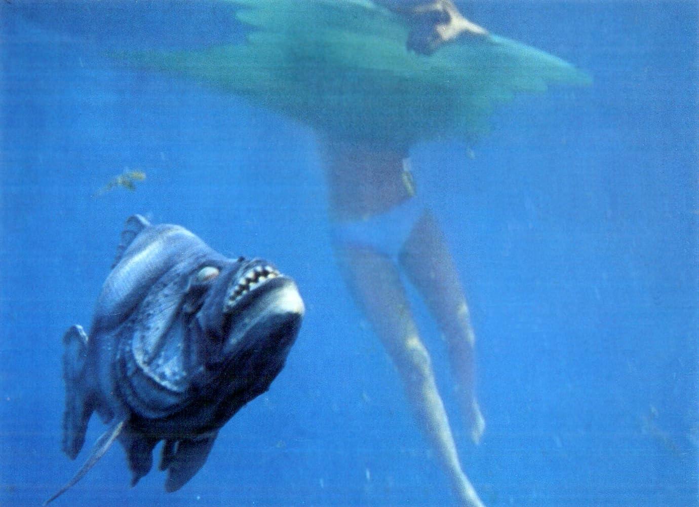 Piranha 1978 Opening Scene