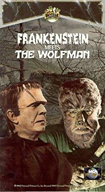 Watch Frankenstein Meets the Wolf Man (1943-03-05) Online
