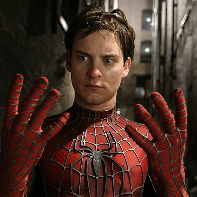 Tobey Maguire in Spider-Man 2 (2004)