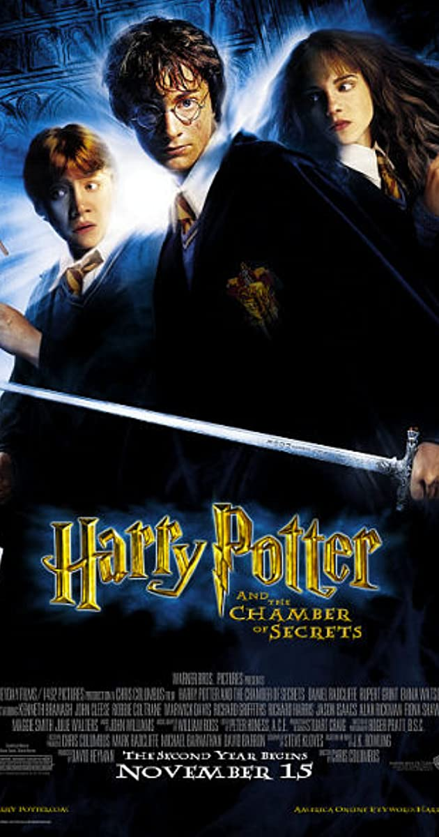 Harry potter and the chamber of secrets 2002 imdb ccuart Choice Image