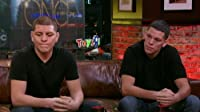 Nate and Nick Diaz Punch In
