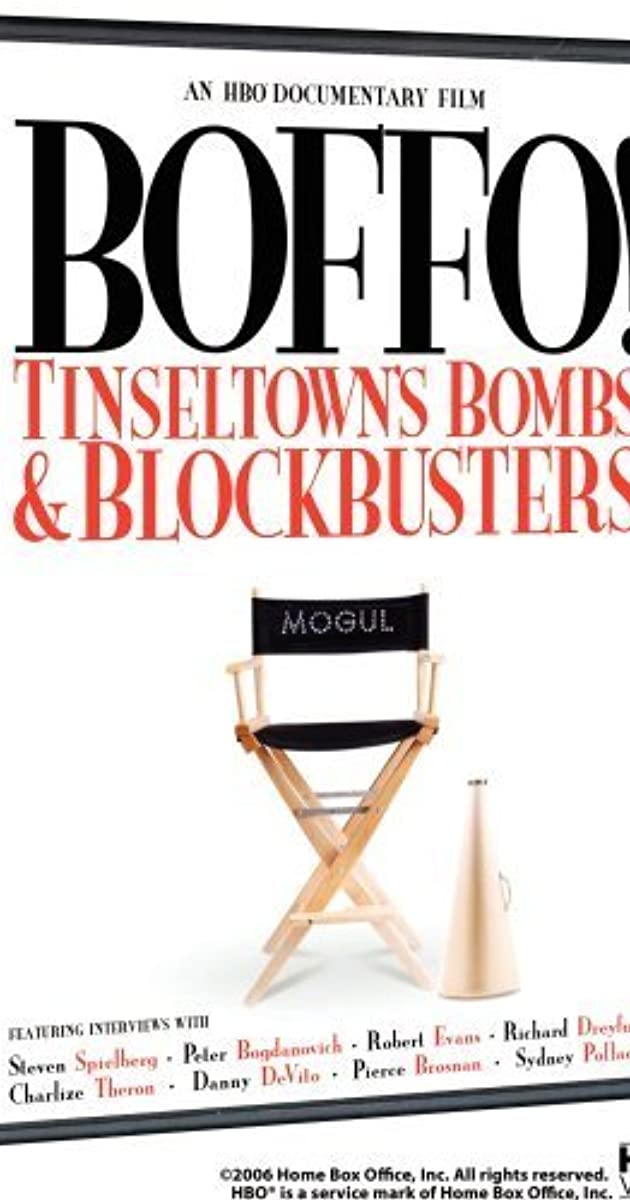 Boffo! Tinseltown\'s Bombs and Blockbusters (2006) - IMDb