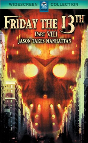 Friday the 13th Part VIII: Jason Takes Manhattan (1989) Hollywood full Movie Watch Online Download