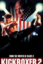 Kickboxer 2: The Road Back Poster