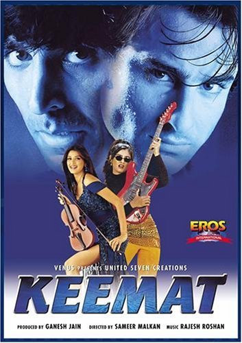 Keemat: They Are Back (1998) Hindi DVDRip x264 750MB