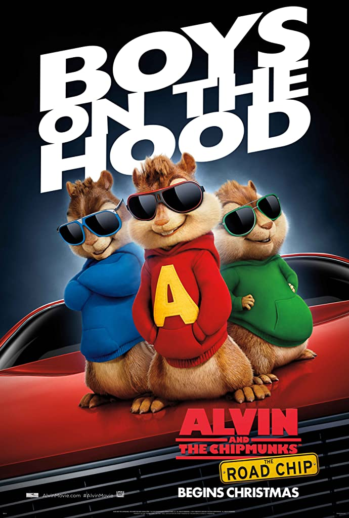 Alvin and the Chipmunks: The Road Chip - Trailer #2 1