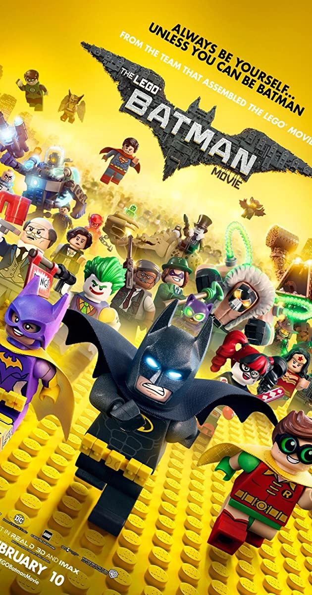 The LEGO Batman Movie (2017) - IMDb