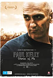 Paul Kelly - Stories of Me Poster