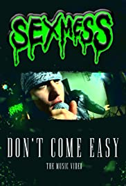 SexMess: Don't Come Easy Poster