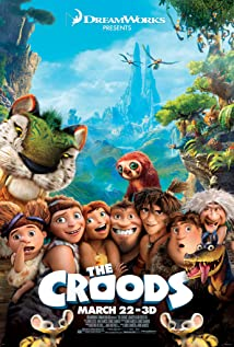 Croods (2013) Poster