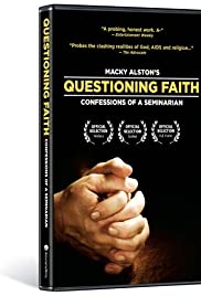 Questioning Faith: Confessions of a Seminarian Poster