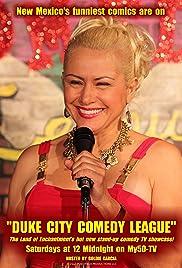 Duke City Comedy League Poster