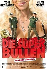 Die Superbullen - Sie kennen keine Gnade Poster