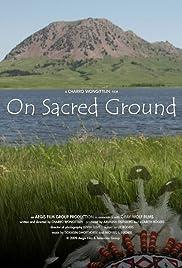 On Sacred Ground Poster