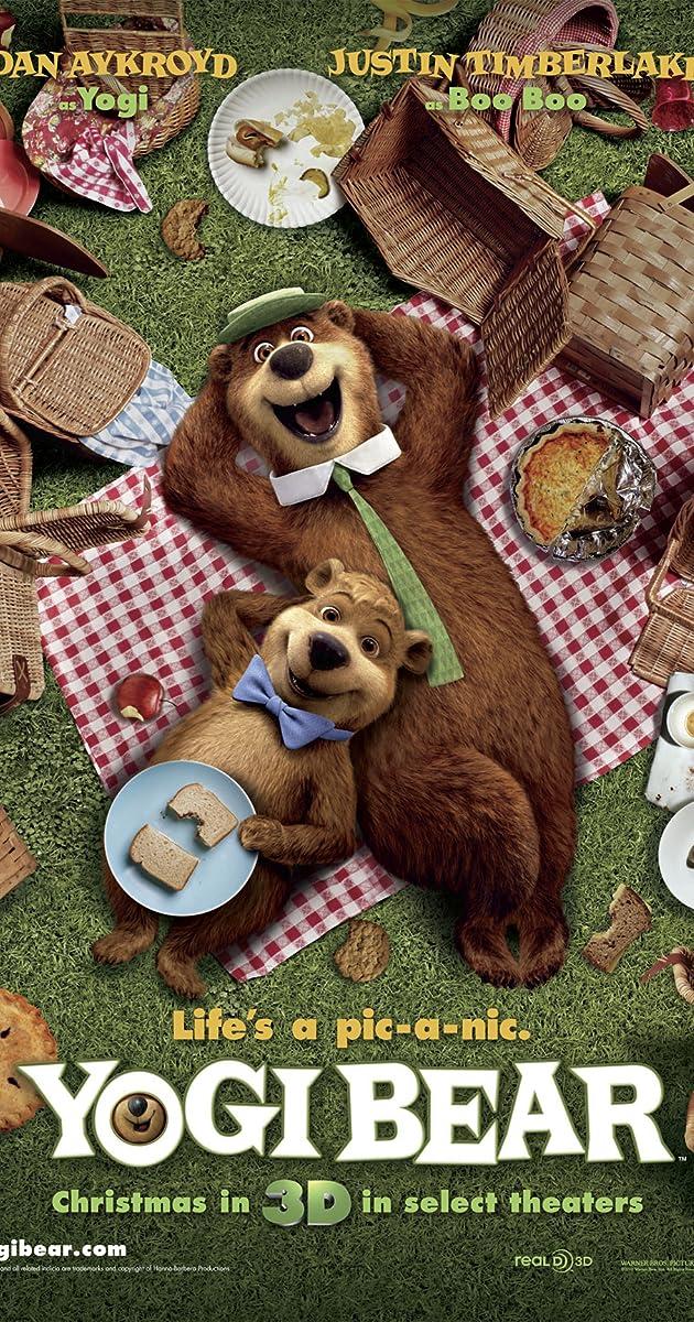 Yogi bear 2010 imdb fandeluxe Image collections