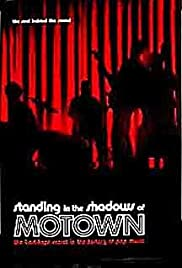 Standing in the Shadows of Motown Poster